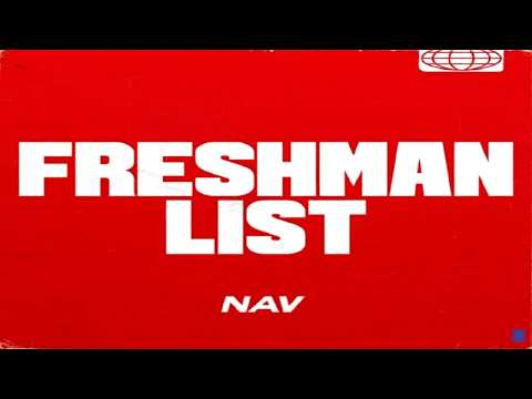 Nav - Freshman List (Lyrics Karaoke)