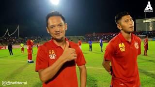 Semen Padang FC Anthem - #SemenPadangFC vs #Persiraja