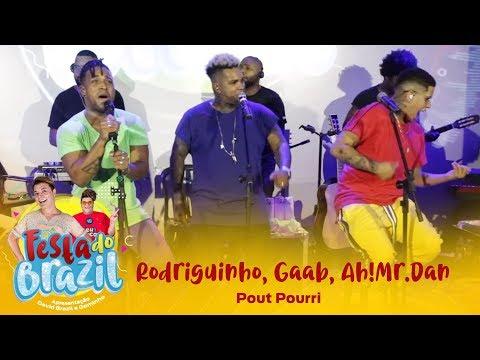 Rodriguinho Gaab AhMrDan - Pout Pourri Legado Ao Vivo na FM O Dia