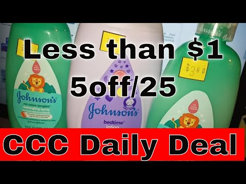 Dollar General Scenario Using Glitches Johnson  Daily Deal