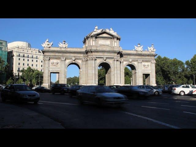 De Madrid al cielo - Tomas aéreas y lugares emblemáticos de Madrid