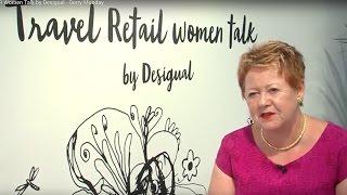 TR Women Talk by Desigual - Gerry Munday