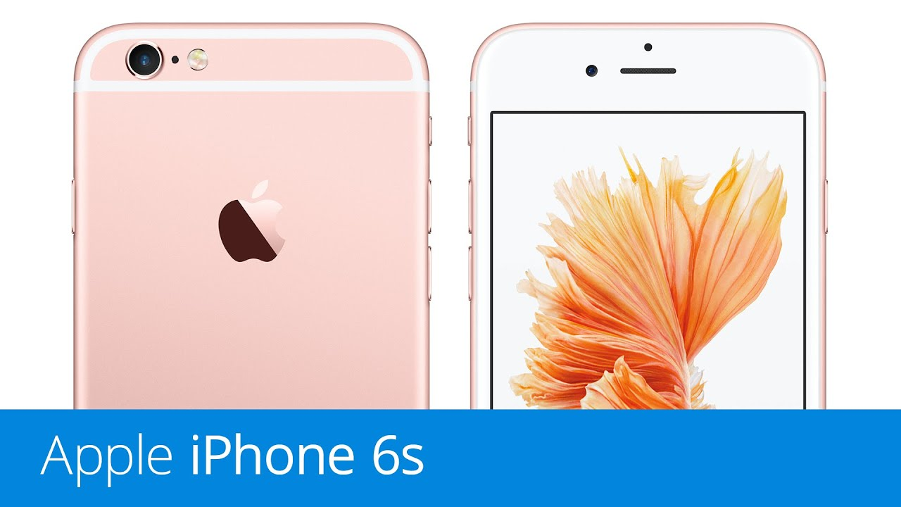 Apple iPhone 6s (recenze) - YouTube 2a9670f7439