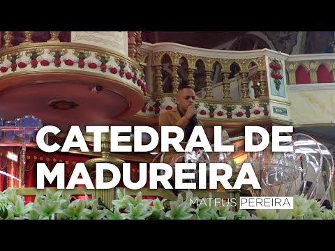 Ministração - Mateus Pereira ( Catedral de Madureira )