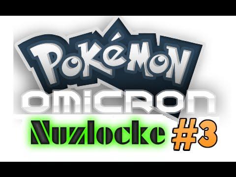Pokémon Omicron [Nuzlocke] (Español) #3 - Y voló.. por última vez