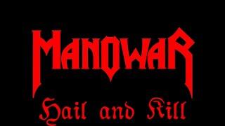 Manowar - Hail and Kill KARAOKE
