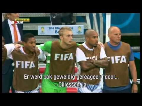 Netherlands vs Costa Rica Penalty Shootout BBC Aftermatch analysis