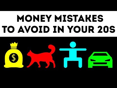 15 Money Mistakes Everyone Makes In Their 20s