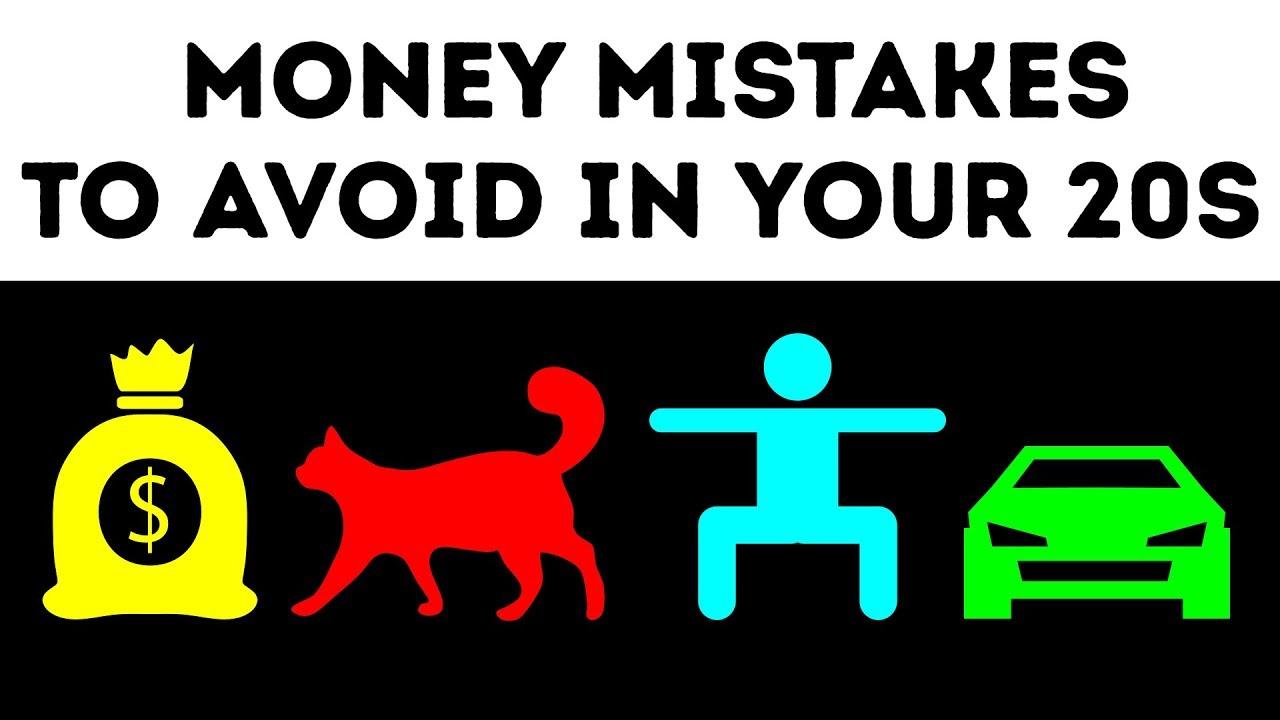 15 финансиски грешки што треба да ги избегнете во 20-тите
