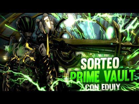 Sorteo Prime Vault Pack Nova O Mag Prime Con Eduiy | Finaliza: 07/12/2018