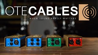 DIverse - DI boxes by Otecables