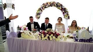 Банкет Свадьба Владислав и Анна 09 08 2019
