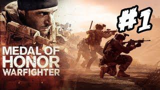 Medal of Honor: Warfighter | Walkthrough | Español | Parte 1 | (X360/PC/PS3) [HD]