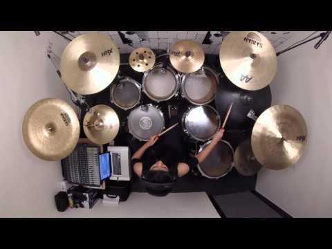 Raghavi Bajaj - Iktara (MTV Unplugged) Drum Cover - Drum Audition for KM Music Conservatory