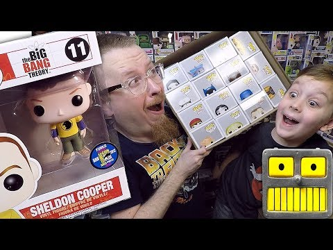I Purchased A $14000 Funko Pop Vinyl Figures Grail Collection Part 2
