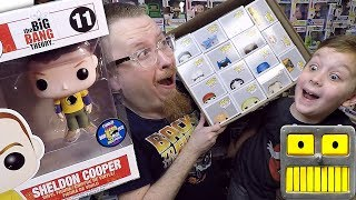 Baixar I Purchased A $14000 Funko Pop Vinyl Figures Grail Collection Part 2