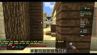 Minecraft cs №1 (Неплохо)