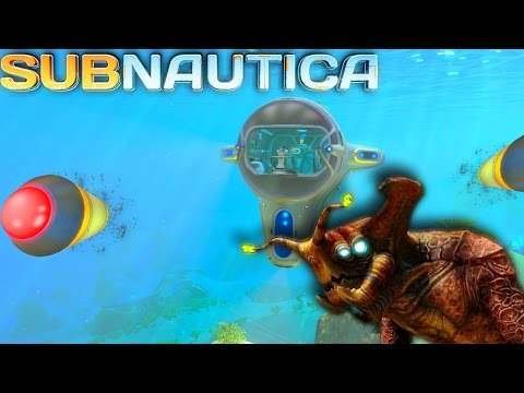 Subnautica - CYCLOPS ADVANCED DECOY DEFENSE SYSTEM, SEA EMPEROR TRUE SIZE, HOLOGRAMS! ( Gameplay )