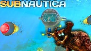 Subnautica - EMPEROR CURES ENTIRE PLANET! Emperor's Enzyme 42 Pipe System! (Subnautica Gameplay)