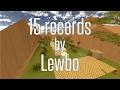 CS:GO BHOP - 15 records by Lewbo