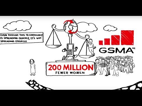 Melinda Gates - Transforming Women's Lives Through Mobile