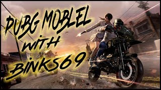 PUBG MOBILE |My Teammates Are More Deadly Than Corona | !insta #pubglive #pubgm #T69BinksYT