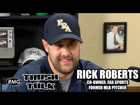 RMG'S TRASH TALK 16-05 Former MLB Pitcher Rick Roberts