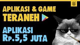 5 Game dan Aplikasi Paling Aneh di Play Store