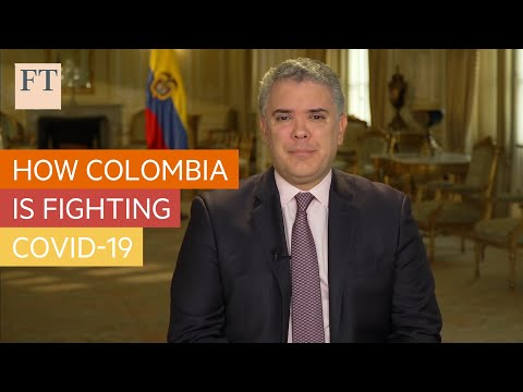Colombia's President Iván Duque on tackling Covid-19 | FT