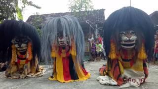 Seni barong asli indonesia