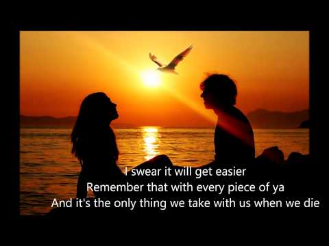 Ed Sheeran - photograph (Felix Jaehn Remix) WITH LYRICS
