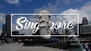 24 HOURS IN SINGAPORE | Cinematic Travel Video | Zach Sarangaya
