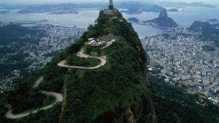 #885. Рио-де-Жанейро (Бразилия) (просто невероятно)(Самые красивые и большие города мира. Лучшие достопримечательности крупнейших мегаполисов. Великолепные..., 2014-07-03T19:23:47.000Z)
