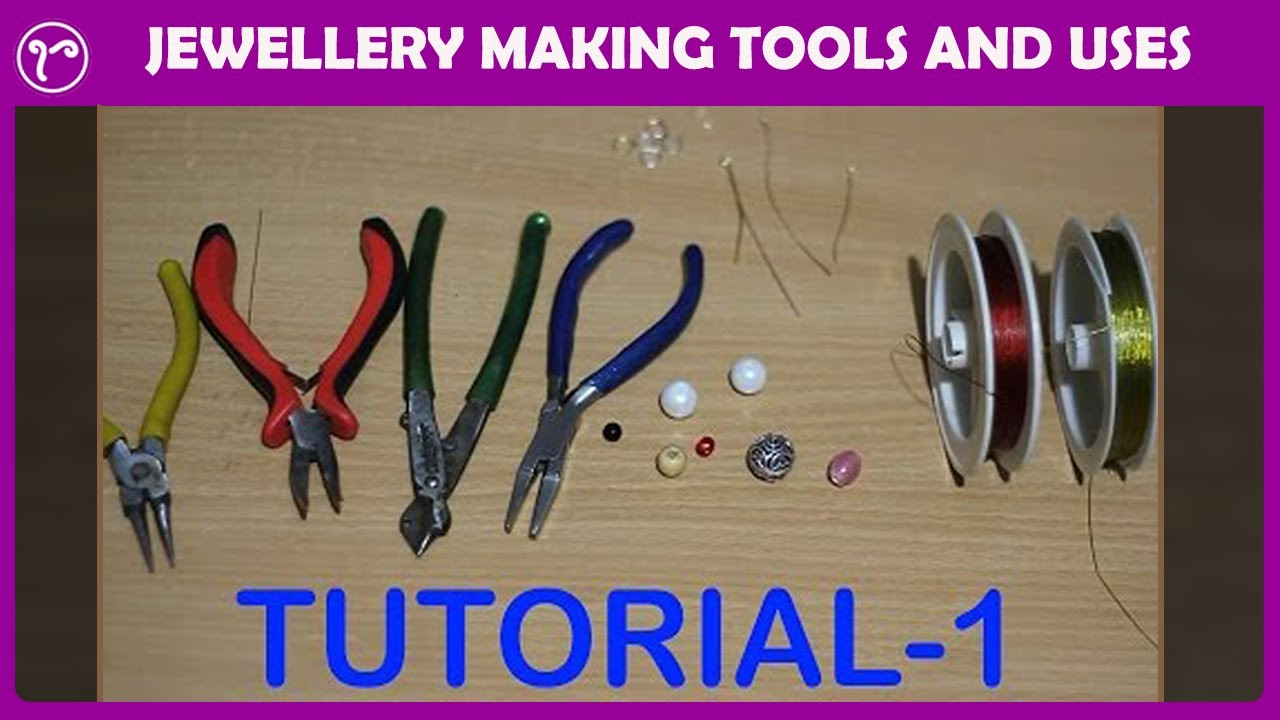 Handmade jewelry tutorial jewellery making tools and uses do it handmade jewelry tutorial jewellery making tools and uses do it yourself solutioingenieria Image collections