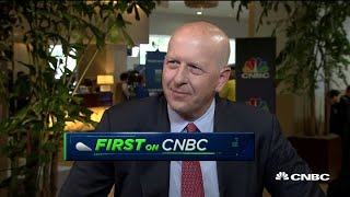 Goldman Sachs CEO David Solomon on global economy