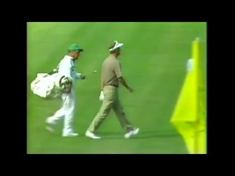 The Masters 1988 - Final Day Highlights