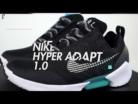 Nike HyperAdapt 1.0 HONEST REVIEW Unboxing And HYPE