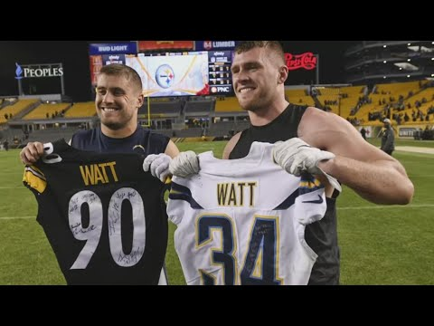 Battle Of Watts: Inside The Sibling Rivalry Of The Watt Brothers