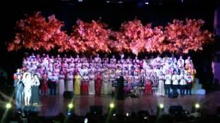 TRINITI Choir - Liu Xing Yi (F4 - METEOR RAIN)