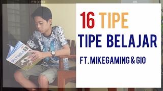 16 TIPE TIPE BELAJAR | Parody | Jasnic Productions