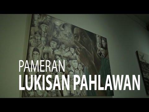 NET JATENG - PAMERAN LUKISAN PAHLAWAN Mp3