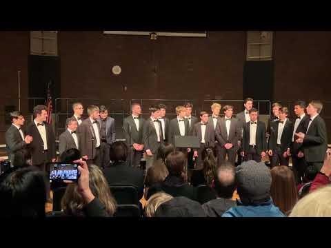 Chorus Men Fox Lane High School