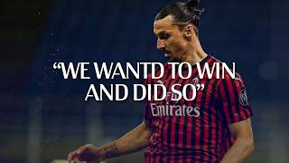 Post-match reactions | #MilanJuve