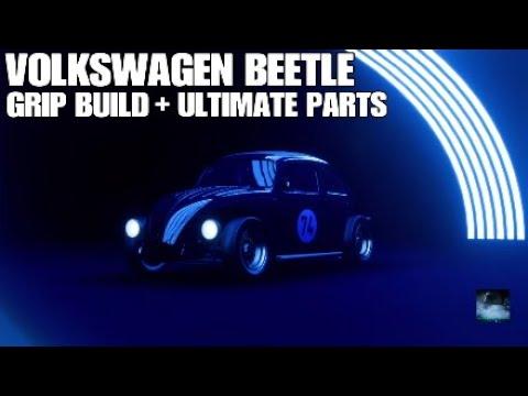 Volkswagen Beetle | Grip Build & Ultimate Parts