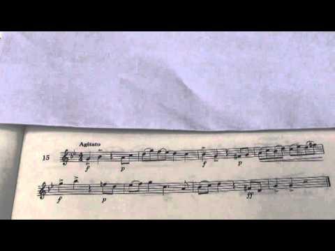 Violin Gd 4 Sight Reading