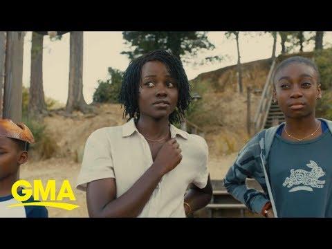 Jordan Peele's 'Us' Breaks Opening Weekend Records   GMA