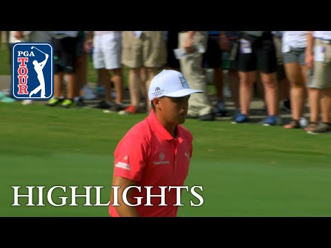 Rickie Fowler's Round 1 highlights from Fort Worth