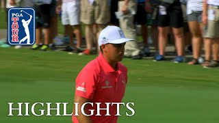 Rickie Fowler's highlights | Round 1 | Fort Worth