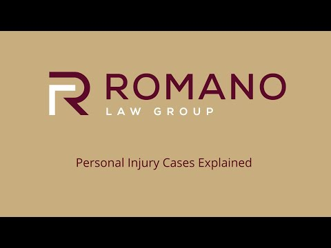 Personal Injury Cases Explained By Florida Personal Injury Attorney Eric Romano