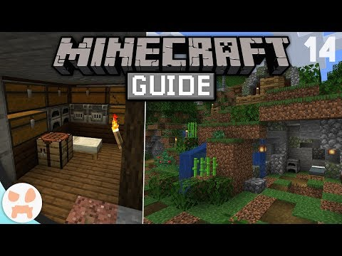 MINING HUB & Special Prep!   The Minecraft Guide - Minecraft 1.14.1 Lets Play Episode 14